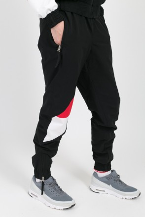 Jogger 92 Lady Pants Black/Red/White