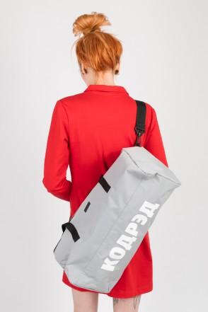 Duffle Bag Gray