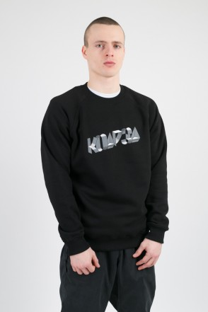 Firm CODERED x Shozy Crew-neck Black