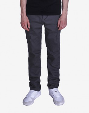 Cargo Trousers Dark Gray